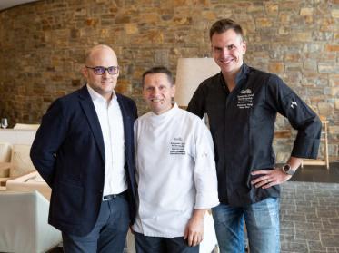 Restaurant Johann Grill hat einen neuen Küchenchef