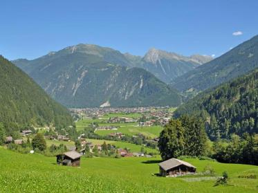 Urlaub inmitten der Alpen