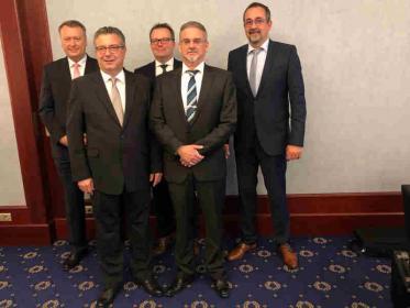 DEHOGA Gemeinschaftsgastronomie mit neuem Vorsitzenden Hans-Jürgen Fiedler