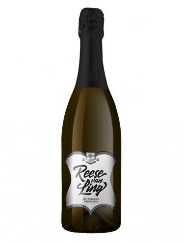 Provokante Sekte vom Weingut Bergdolt-Reif & Nett