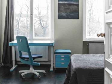 Hotel-Schreibtisch als optimaler Co-Working-Place