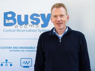 Busy Rooms wird neuer Sponsoring Partner der HSMA