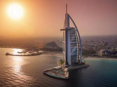 Burj Al Arab Jumeirah - Fünf Fakten zum besten Hotel der Welt