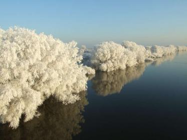 Im Winter Brandenburg erleben - Erholung in der Prignitz
