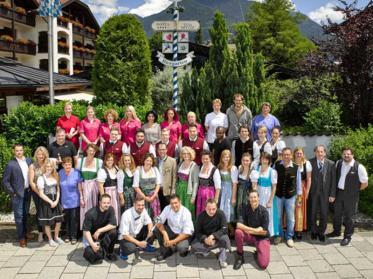 Kooperativer Führungsstil im Hotel Zugspitze