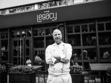 The Legacy Restaurant - Interview mit Küchenchef Sven Frambach