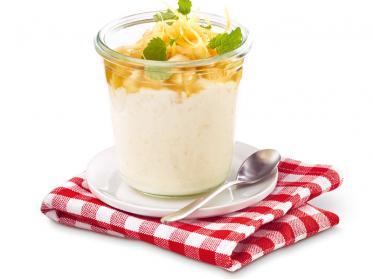 Neue Buttermilch-Desserts von frischli