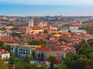 Reisen in das schöne Baltikum