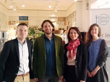 Nachhaltigkeit in der Gastronomie mit der KlimaTeller App