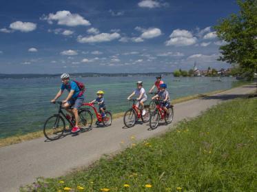 Bodensee Radtour durchs Thurgau