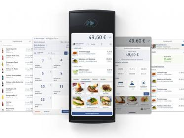 Digitales Kassensystem MagentaBusiness POS enforeDonner als vollständig mobile Lösung