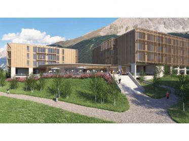 Mövenpick Savognin entsteht als erstes Mountain-Resort der Gruppe in Europa