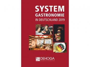 Jahrbuch 2019 Systemgastronomie in Deutschland erschienen