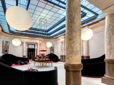 Hotel de Rome zeigt Gästen zeitgenössische Kunst in Berlin