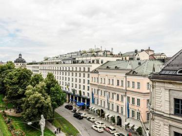 Karrieretag für Jobs vom Hotel Bayerischer Hof München