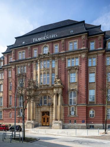 Fraser Suites Hamburg, Rödingsmarkt 2, wird eröffnet