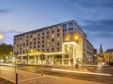 Hotel am Heumarkt Köln bleibt bis 2043 ein Dorint