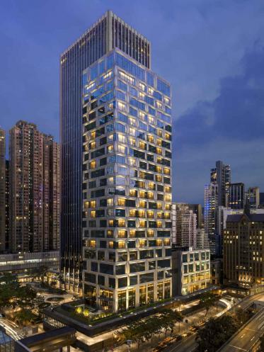 Marriott feiert das 7.000 Hotel