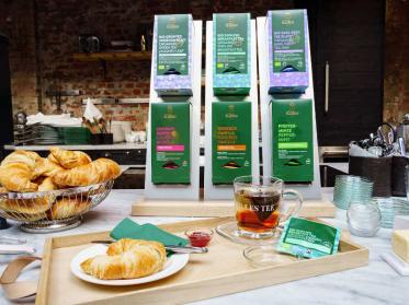 Eilles Tee beeindruckte auf der Internorga mit neuem Designrelaunch