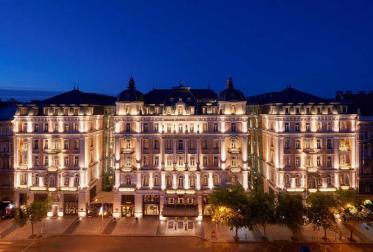 Grand Budapest Hotel Film im Corinthia Budapest