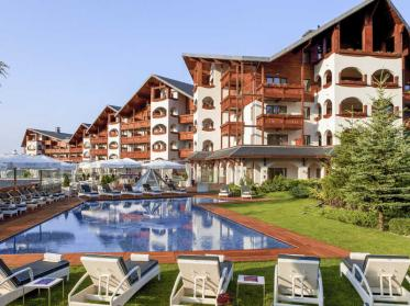 Kempinski Hotel Grand Arena Bansko in Bulgarien für den perfekten Urlaub