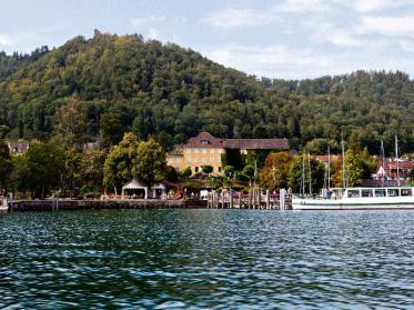 Seehotel Villa Linde erwacht aus dem Dornröschenschlaf
