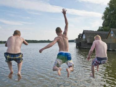Mecklenburgische Seenplatte: Urlaub mit 1000 Seen