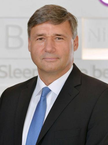 Neuer Development und Managing Director: Dr. Michael Hartung