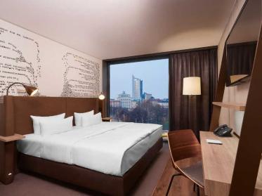 Hyperion und H2 Hotel als Doublebrand in Leipzig