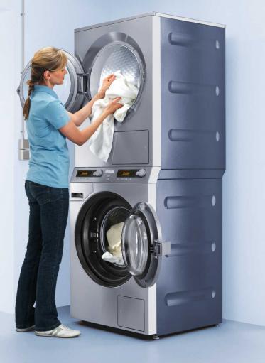 Miele Waschmaschine Fassungsvermögen auf 9 kg erhöht