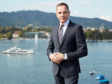 Guntram Weipert tritt Nachfolge von Hans Kauschke an
