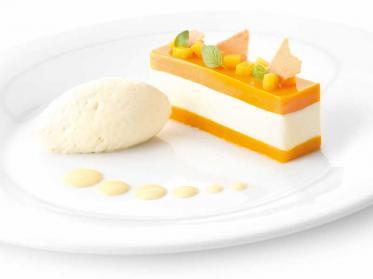 Sommer-Dessert von Debic