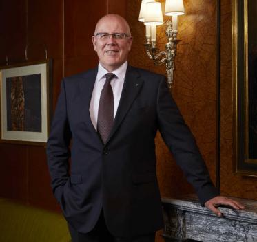 Kempinski hat Michael Pracht zum Finanzchef ernannt