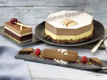 Kekse mit wenig Zucker - Braun auf der Südback 2019