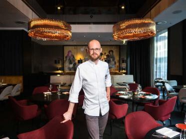 Neuer Küchenchef im Restaurant Le Faubourg wird René Klages
