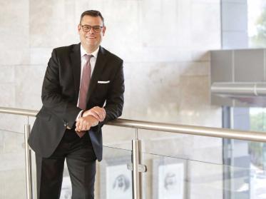 Guido Bayley ist neuer General Manager im Radisson Blu Hotel, Hamburg