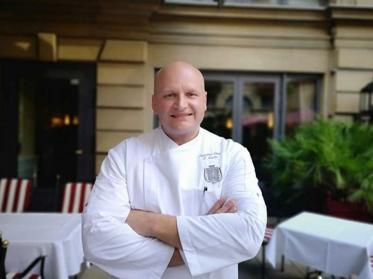 Roberto Kunitz ist neuer Küchendirektor im Steigenberger Frankfurter Hof