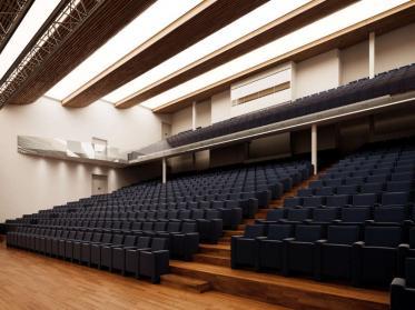 Estrel Auditorium wird im Januar 2021 eröffnet