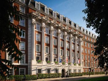 The Biltmore Mayfair bringt zeitgenössischen Luxus in Londons exklusivstes Viertel
