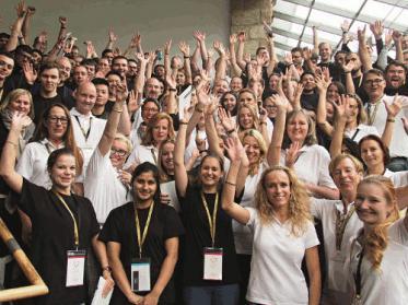 Drittes Azubi-Camp der Victors Residenz Hotels mit 80 Nachwuchskräften