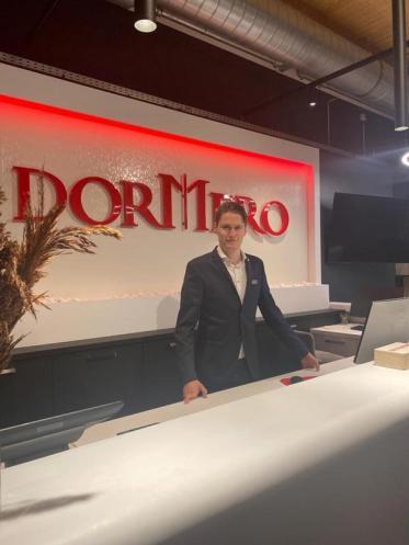 Das Dormero HoHo Wien startet mit Benjamin Knapp als Manager