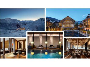 Das Berghotel The Chedi Andermatt gewinnt bei den World Luxury Hotel Awards