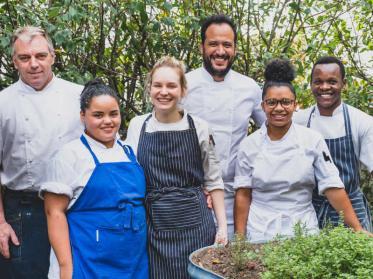 Das hyperlokale Majeka Kitchen im Majeka House für den besonderen Gourmet