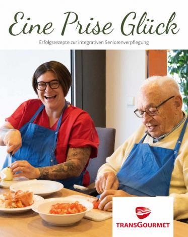 Kochen für Senioren: Rezepte aus neuen Büchern von Transgourmet