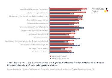 Digitale Plattformen: Beispiele für Bedeutungszuwachs im Mittelstand
