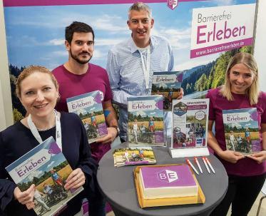 Barrierefrei Erleben - Das Reisemagazin