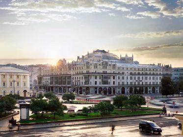 Noblesse Hotel Metropol Moskau lanciert neues Video