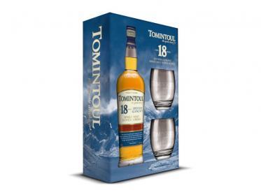 Tomintoul Destillerie präsentiert Produkterweiterung in Geschenkverpackung