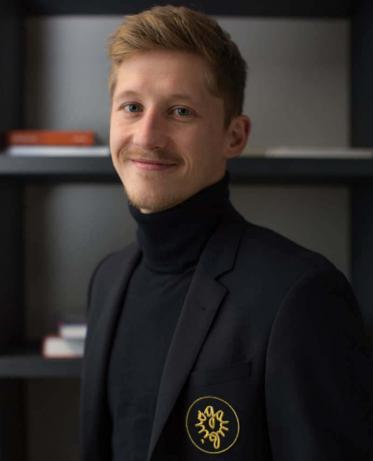 Carsten Werblow ist Direktor des neuen gambino hotel Werksviertel