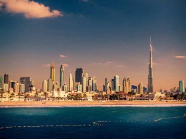Burj Khalifa Lichtshow läutet 10-jähriges Jubiläum des höchsten Gebäudes der Welt ein